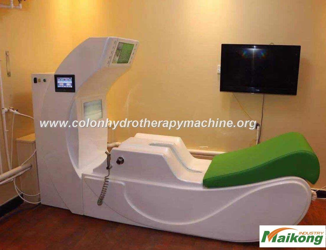 hydro sans colonic machine