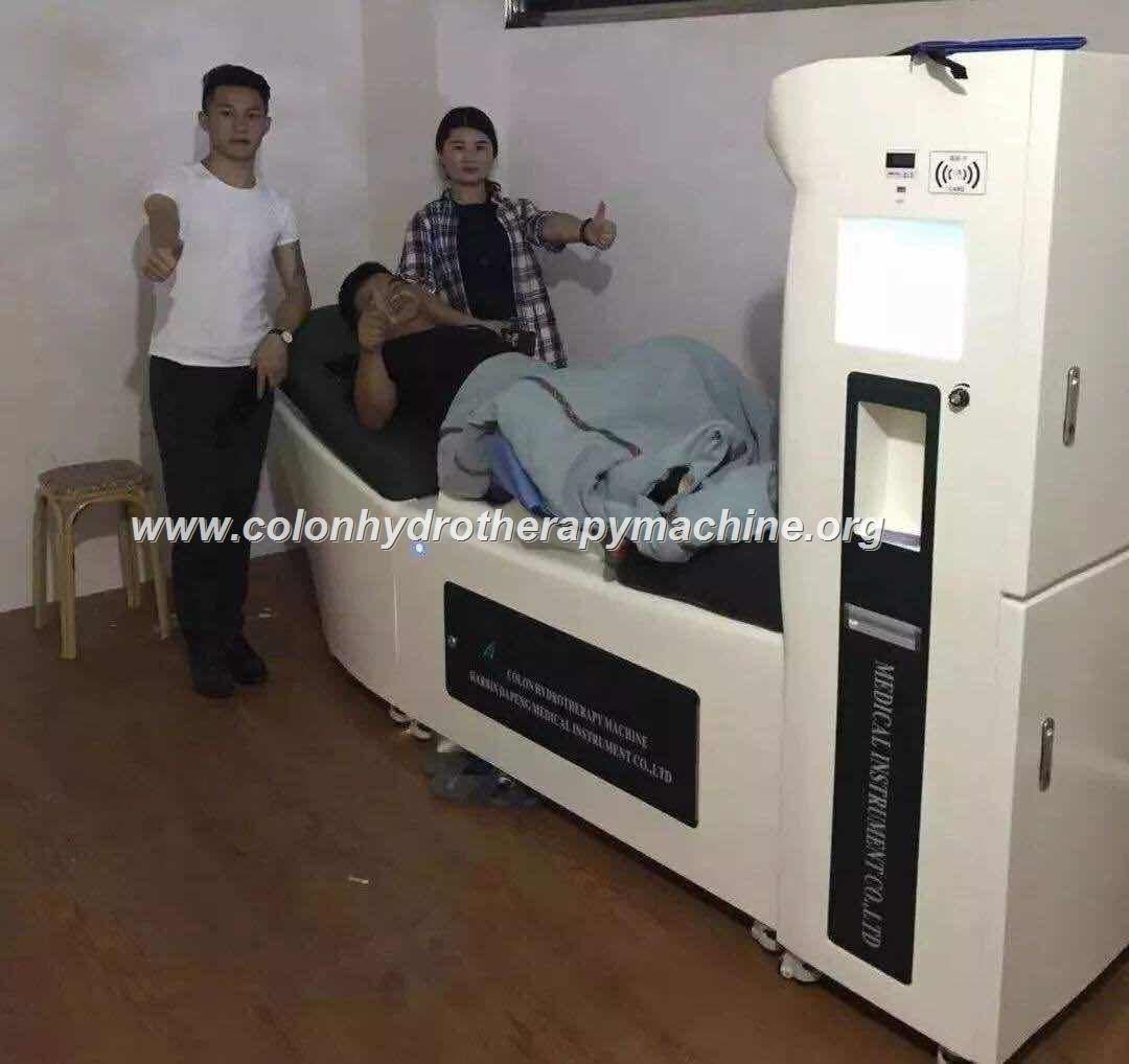 colon detox machine