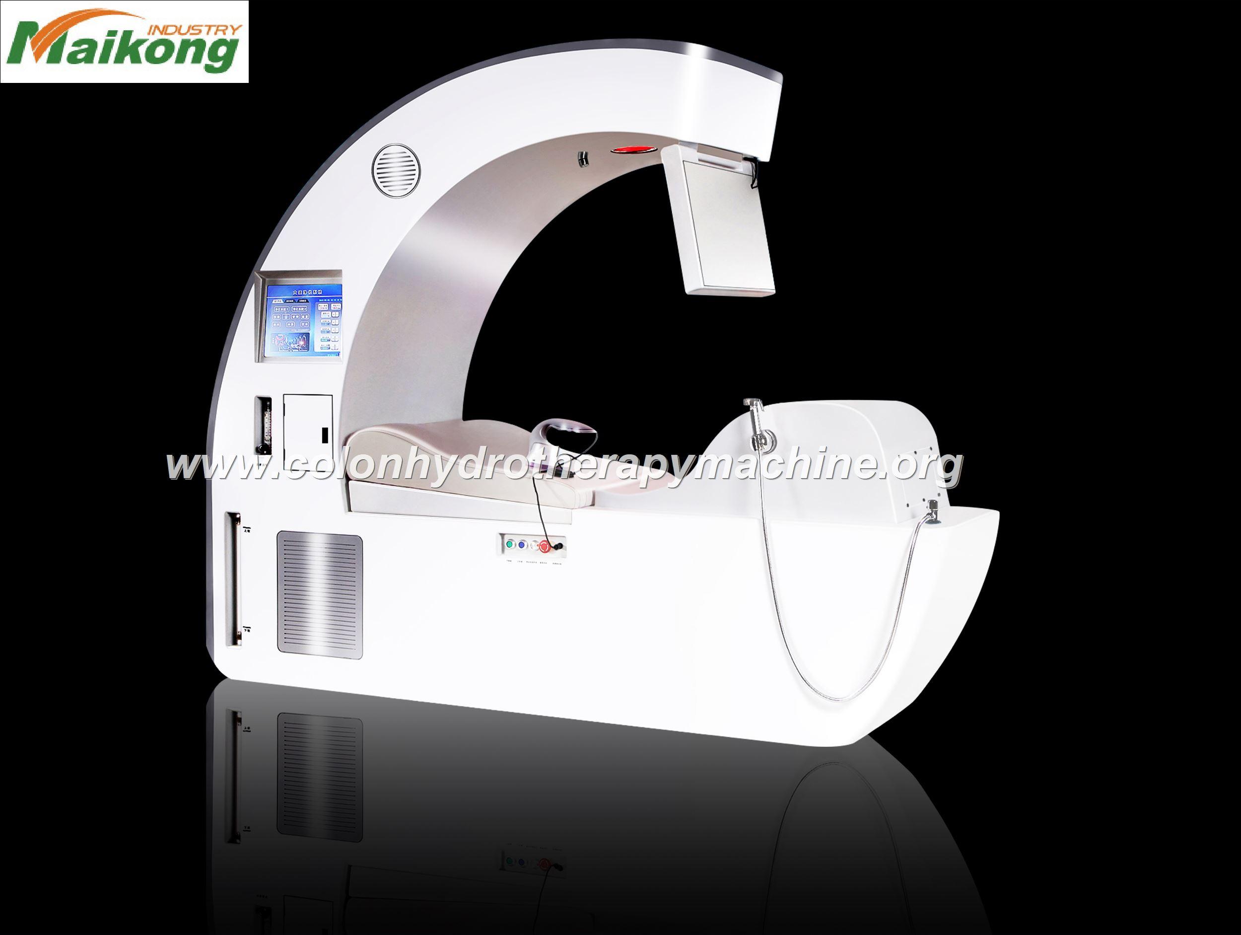 Machine nettoyage colon